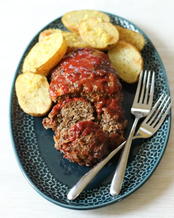 Italian Meatloaf - Wicked Spatula