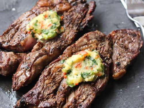 Beef Chuck Eye Steak Recipe Just Like Ribeyes Wicked Spatula