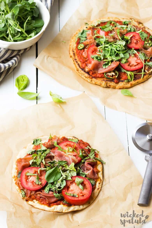 Paleo pizza dough recipe