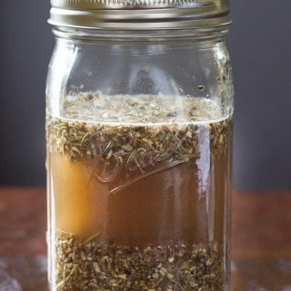 DIY Echinacea Tincture - Just two simple ingredients and you'll have a powerful remedy for colds, allergies, and the flu.