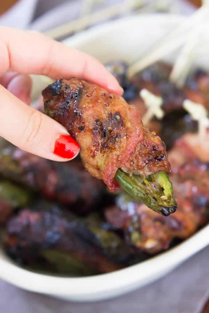 Chorizo Stuffed Jalapenos Recipe — Dishmaps