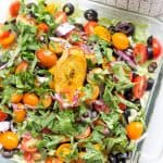 Paleo 7 Layer Dip - A great Paleo appetizer that everyone will love!