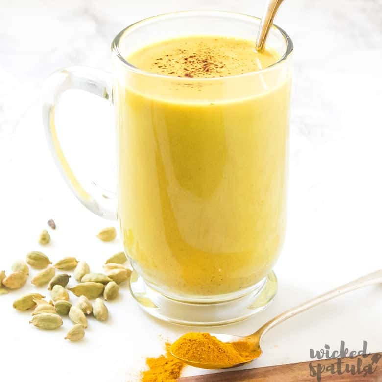 turmeric latte recipe