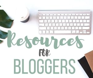 resourcesforbloggers