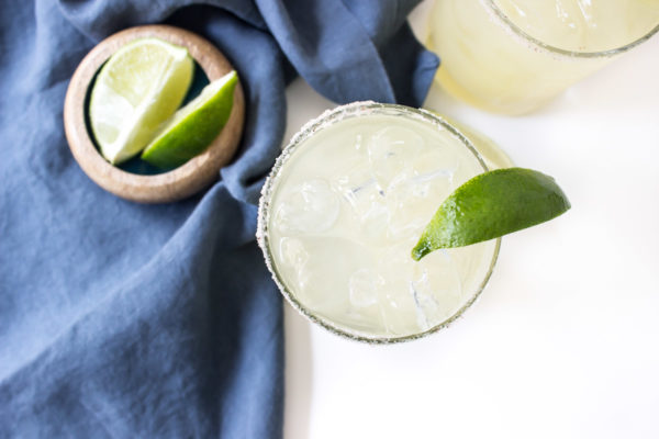 These classic paleo margaritas boast all of your favorite margarita flavors without unnecessary sugar and complicated ingredients.