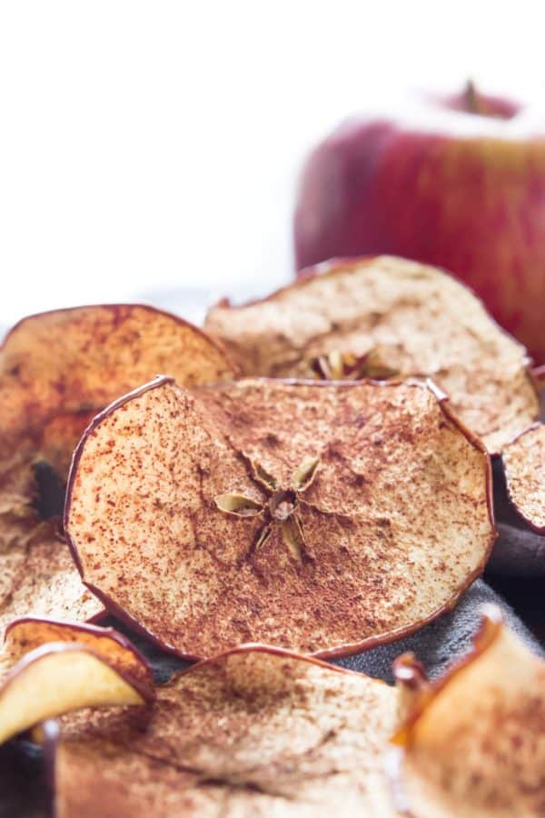 Homemade chips are totally easy to make! Follow these tips to make all sorts of vegetable, potato, and fruit chips! There's 4 homemade seasonings as well!