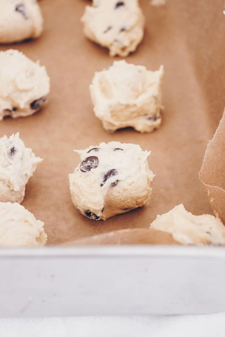 Cookie Dough Truffles dough