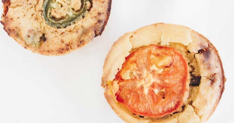 These Mini Vegan Quiches Are the Perfect Vegan + Gluten Free On-The-Go Breakfast!