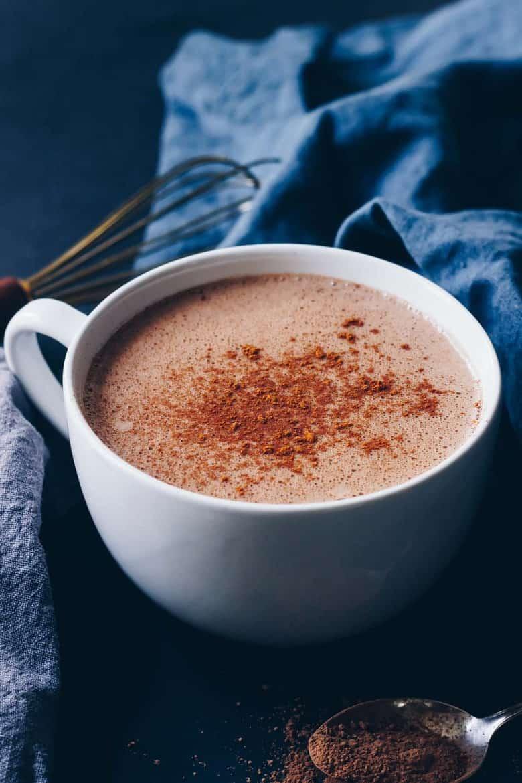 Superfood Hot Chocolate - Paleo, Gluten Free, Vegan Option ...