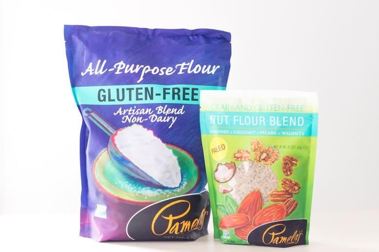 White Chocolate Cantaloupe Mint Tart with @pamelasproducts {gluten free, dairy-free option}