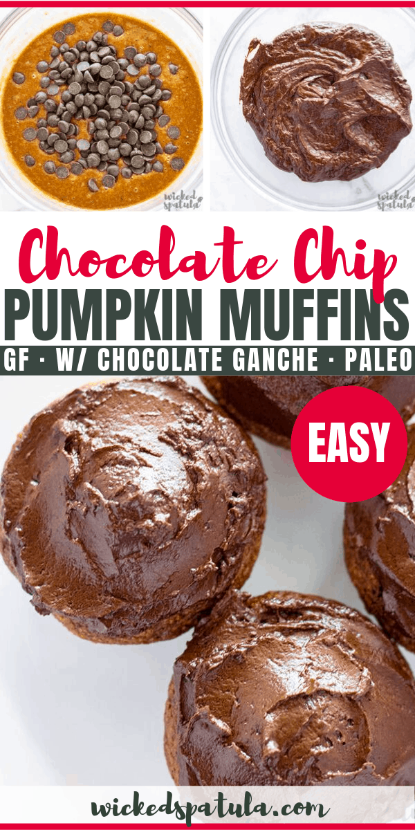 healthy pumpkin muffins - pinterest