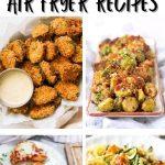Keto recipe collage