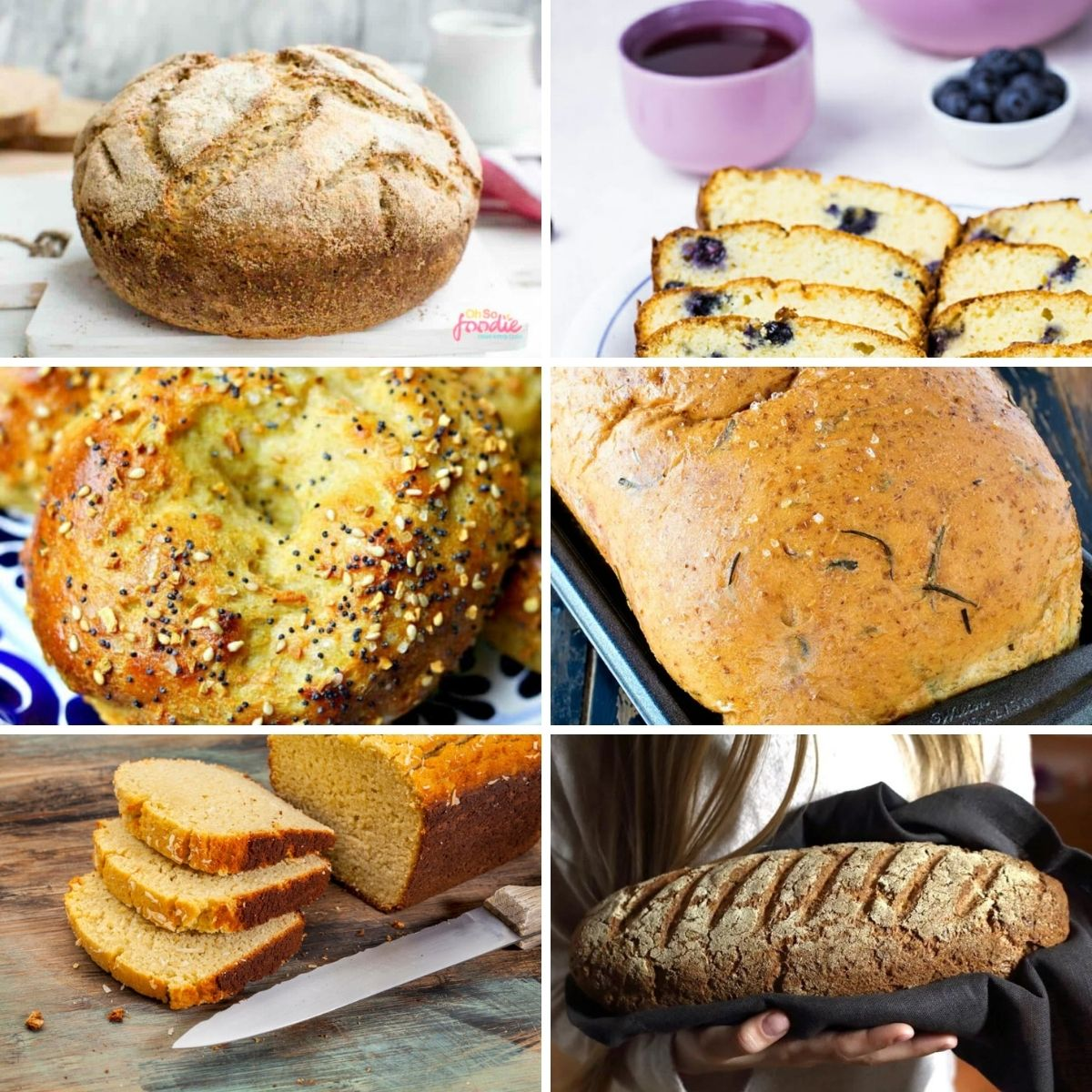 30 Keto Friendly Bread Recipes Perfect For Sandwiches And More